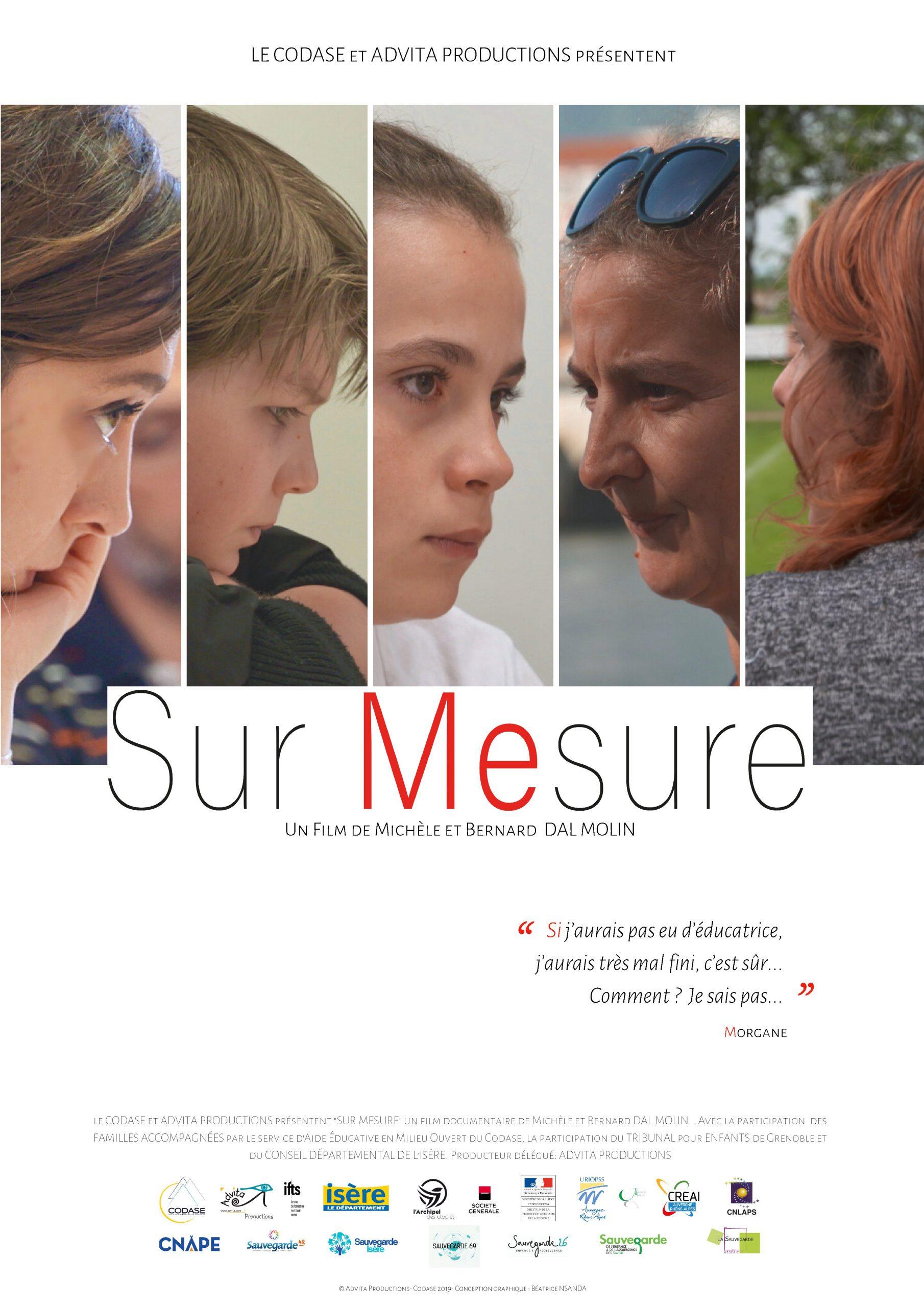 «Sur mesure» à la Vence Scène le mardi 29 septembre à 20h00