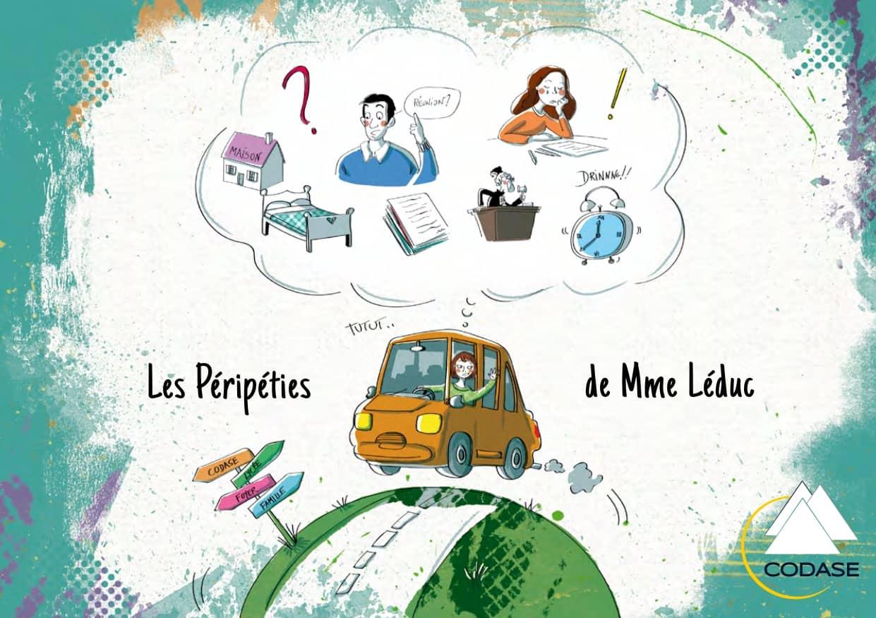 Les péripéties de Mme Léduc